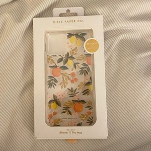 Rifle Paper iPhone 11 Pro Max Case